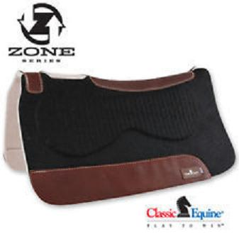 Classic Equine Zone Felt on Felt Pad