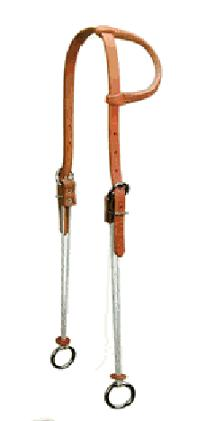 Leather Draw Headstall