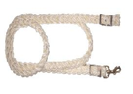 Braided Waxed Nylon Roping Rein
